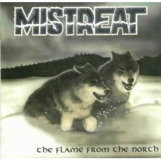 Mistreat - The Flame From The North  - CD